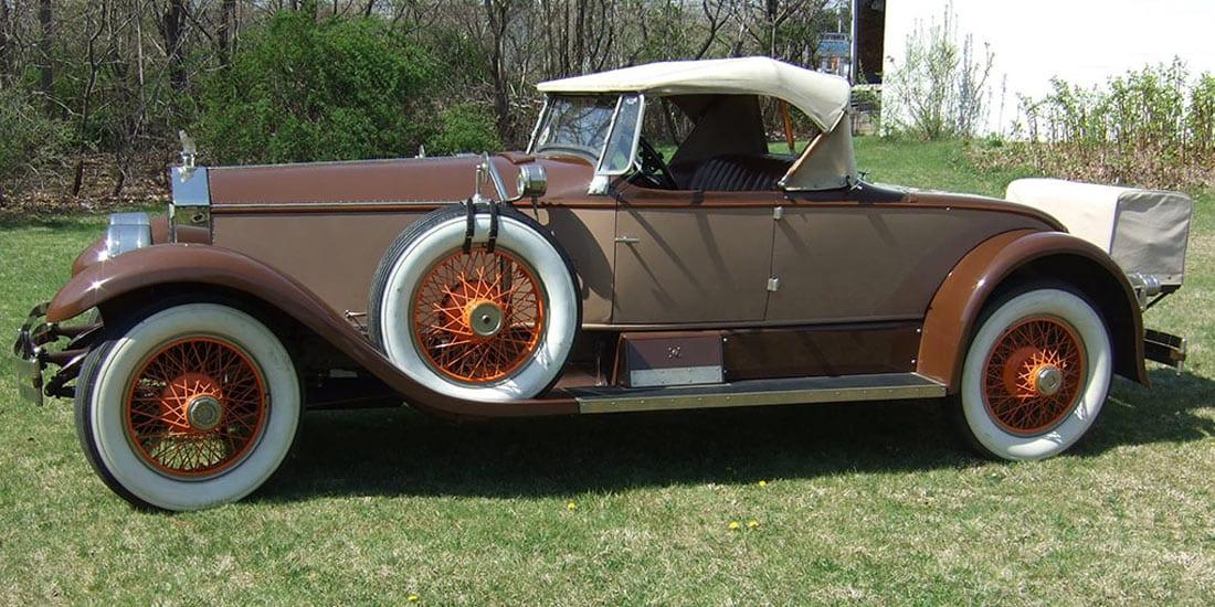 Rolls Royce Restoration