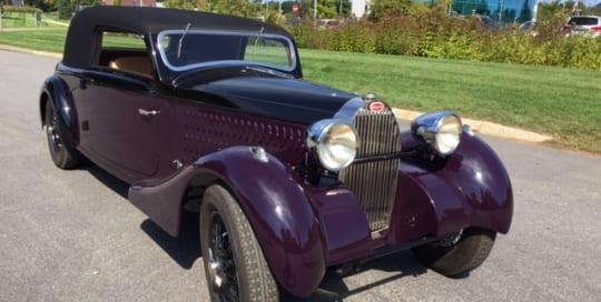 1938 Bugatti T-57