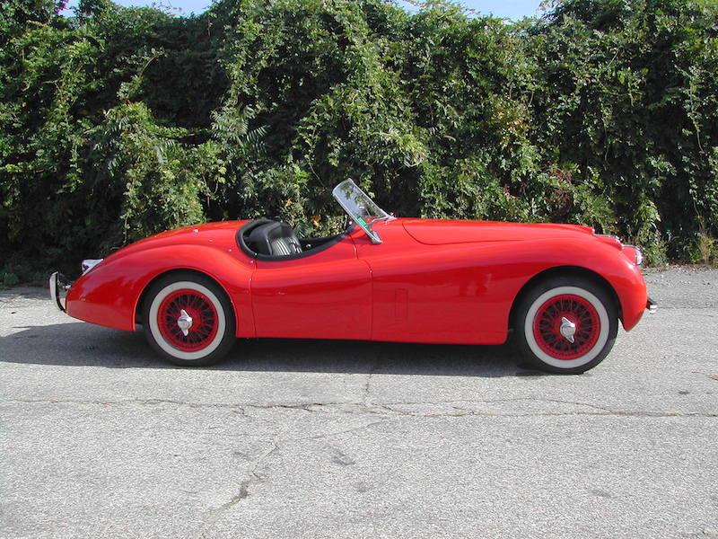 1954 Jaguar XK 120 S