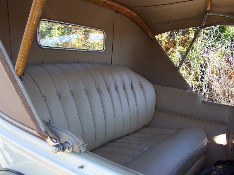 1924 Rolls Royce Silver Ghost