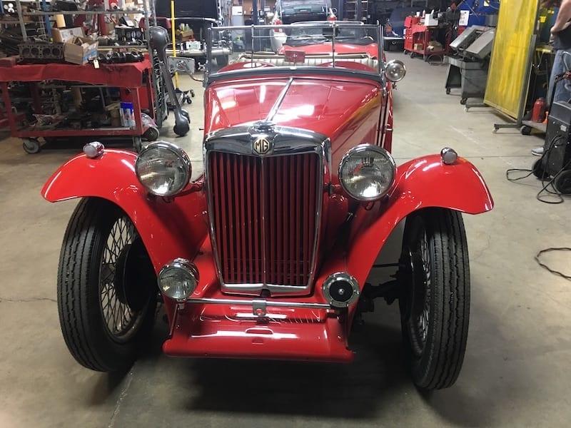 1949 MGTC