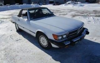Mercedes Benz 560